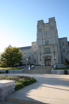 Virginia Tech, Blacksburg, Virginia