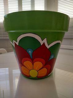 Flower Pot Crafts, Clay Pot Crafts, Crafts To Make, Painted Plant Pots, Painted Flower Pots, Decorated Flower Pots, Decorated Jars, Clay Pot People, Terracotta Pots