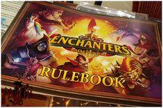 kurzes Spiel-Review zu Enchanters