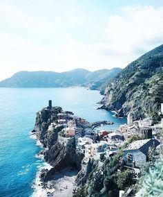 Vernazza, Cinque Terre, Italy   /msxsita/