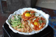 Huevos Rancheros at Katalina's Cafe Corner (Columbus, OH). #eggs #huevosrancheros #breakfast Victorian Village, Huevos Rancheros, Best Breakfast, Menu, Restaurant, Country, Cooking, Amazing, Ethnic Recipes