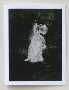 Midnight Sonata Scottish Terrier Scottie Note Cards By by terikor, $12.50