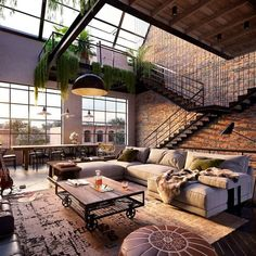 Urban Industrial Decor To A Stunning Place Wohnen im I. - Urban Industrial Decor To A Stunning Place Wohnen im Industrial Chic!