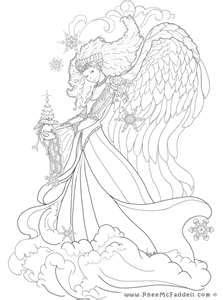 Image Detail For You Can Download And Print Out The Fairy Coloring Pages Below