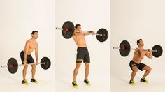 Free Weight Exercises: A Barbell Complex for Your Lunch Hour | Coach