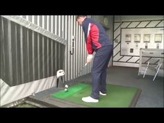 Stop hitting the ball off the heel of the golf club