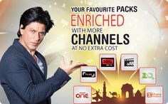 You can enriched these channels in your existing pack without any extra cost. So Buy Now New connection in Dish Tv, Digital Tv, Connection, Channel, How To Plan