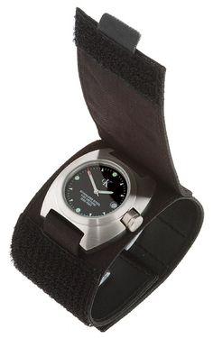 566e48da16560 Calvin Klein Men s Wide Velcro Cuff Watch