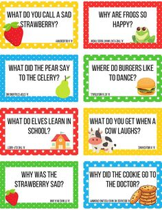 Funny Riddles, Jokes And Riddles, Funny Jokes For Kids, Kid Jokes, Funny Memes, Notes For Kids Lunches, Kids Lunch For School, Kids Meals, School Jokes