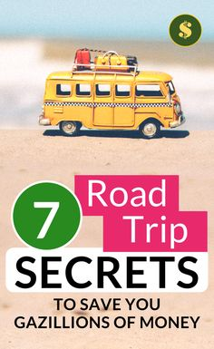 Click here to find out how to travel for free or close to nothing with these road trip secrets. travel budget bucket list l travel hacks l budget travel tips l save money on travel l money saving tips l frugal living tips l extreme budgeting l budgeting tips l easy money tips l road trips . #howtosavemoney #moneytips #budgettravel #travelideas #traveldestinations #summertravel #summervacations.