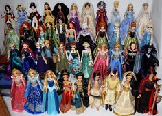 My Limited Edition Disney Princess Doll Collection - Disney Princess Doll Collection, Disney Princess Movies, Disney Barbie Dolls, Disney Animator Doll, Poupées Barbie Collector, Robes Disney, Real Baby Dolls, Figurine Pop, Newborn Baby Dolls