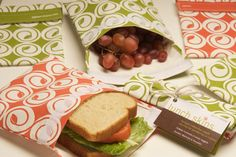 Check out this fun & green baggie alternative for your kids' lunch! You will save money & the environment. LunchSkins are now available at TARGET! http://fabandfru.com/2012/04/the-best-baggie-alternative/#
