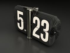 Flip Clock by Abdallah Ahizoune