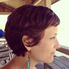 Short Pixie Cut for Thick Hair
