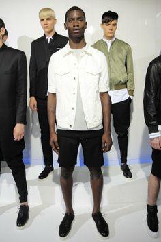 Public School Men's RTW Spring 2014 - Slideshow - Runway, Fashion Week, Reviews and Slideshows - WWD.com