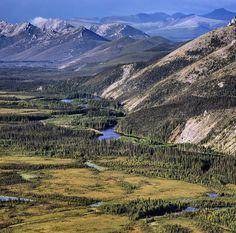 Beaver Creek - Alaska