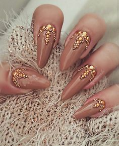 Indian nails!!