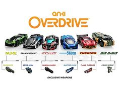 Anki Overdrive blends robotic racing with video game hooks