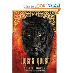2nd book in the Tiger's Curse series by Colleen Houck-This entire series is #10 on my top 12 books of 2011.