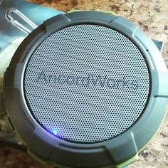 Music anywhere hands free even in the shower. I love this Bluetooth waterproof speaker. Just pair it up and gets as loud as a radio! #win http://ift.tt/2mGDm1a