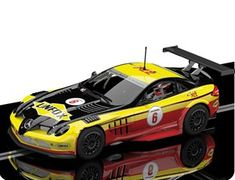 Wide range of Scalextric sets & slot cars from manufacturers including Scalextric Digital, Start, Sport and Micro Scalextric sets and Carrera. Slot Car Racing, Slot Cars, Scalextric Cars, Mercedes Slr, Slr Mclaren, Modern Toys, Car Stuff, Vehicles, Layout