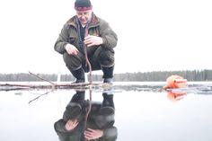 Kuusamon Suuri Järvikalatutkimus.