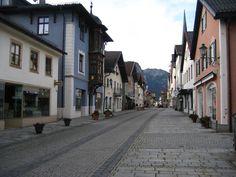 Garmisch-Partenkirchen #Germany