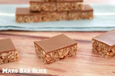 The PERFECT Mars Bar Slice | Bake Play Smile