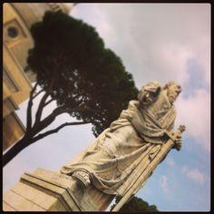 Roma. Basilica di San Paolo. EUR