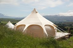 Valley Views Glamping -'Mt Domett' Tent in Otiake, Kurow | Bookabach