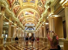 """10 extraordinarily designed hotels :::   1. Venetian Resort Hotel Casino  Las Vegas, NV, United States :::   """"Walk inside and get indulged in a really unique magnificent environment and decor..."""""""