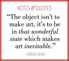 Making Art with Robert Henri - The European Paper Company