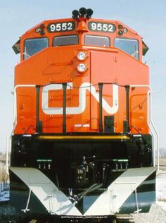 CN logo. Designed by Allan Fleming and James Valkus (1960). #CanadianNationalRailway
