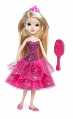 Moxie Girlz Moxie Girlz Dazzle Dance Doll Avery by Moxie Girlz. $21.99. Tiara makes magical sounds when girls brush their hair. Tiaras light up. From the Manufacturer                The Moxie Girlz are expressin' themselves in stylish party dresses and glittery tiaras, and they're sure to get noticed at the big dance                                    Product Description                The Moxie Girlz are expressin' themselves in stylish party dresses and glitte...