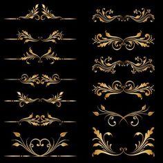 Flower Graphic Design, Design Art, Graffiti Lettering, Lettering Design, Fuente Art Deco, Crown Clip Art, Upper Back Tattoos, Eyelash Logo, Pinstriping Designs