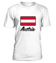 # National Flag of Austria .  Get this BEST-SELLING T-ShirtGuaranteed safe and secure payment with:Best quality on the market, great selection of colors and styles!National Flag of Austria(Republic, Flag, Europe, Austria, Alps, Vienna, Graz, Salzburg, Olympic Games, Football)