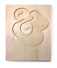 Ply.Series1_Ampersand / pprwrk