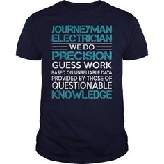 AWESOME TEE FOR JOURNEYMAN ELECTRICIAN T-SHIRTS, HOODIES, SWEATSHIRT (22.99$ ==► Shopping Now)