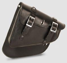 Sporty Tasche für Harley-Davidson® Sportster®, Forty-Eight® Harley Davidson Sportster, Harley Softail, Bobber, Saddle Bags, Bag Accessories, Satchel, Bike, Motorcycle Bags, Trucks