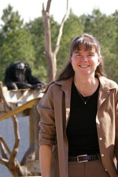 Linda Brent, who founded the Chimp Haven organization in 1995 and for the past 10 years has been president and CEO of the national sanctuary for retired federal research chimpanzees in Keithville, La. She is retiring at the end of 2012.