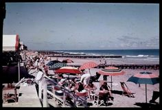 14 Amazing Color Photographs of Miami Beach in the 1930s