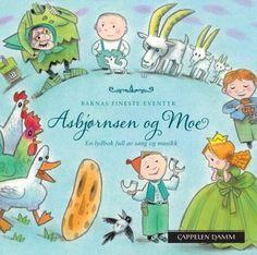 Asbjørnsen og Moe - Peter Christen Asbjørnsen Jørgen Moe Inger Gundersen Inger Gundersen
