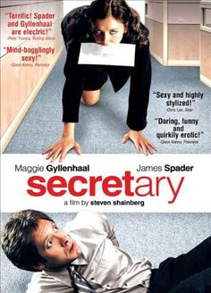 Okay, Secretary is a movie but it is definitely a watch-alike for 50 Shades.