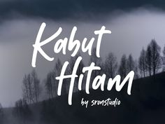 Kabut Hitam is a light and playful script font, perfect for adding a bold and modern feel to any design. Handwritten Fonts, All Fonts, Font Squirrel, Cricut Fonts, Uppercase And Lowercase Letters, Premium Fonts, Lower Case Letters, School Design, Handwriting