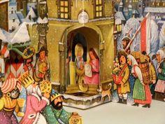 The Bethlehem of Prague by Vojtěch Kubašta, detail