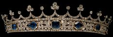 Love this tiara...designed by Prince Albert for Queen Victoria....no longer in the Crown collection...