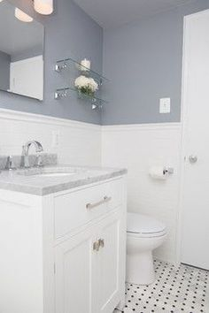Cleveland Park Small Bathroom Remodel   Traditional   Bathroom   Dc Metro    Meg Tawes Kitchens, Bathrooms, And Interiors