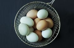 Not refrigerating eggs is not recommended for US commercial eggs but eggs from healthy chickens kept in clean coops that are handled correctly can be kept on the counter for up to 45 days.