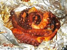 Image and video hosting by TinyPic Greek Recipes, Fish Recipes, Cooking Time, Cooking Recipes, Greek Beauty, Tandoori Chicken, Seafood, Pork, Food And Drink