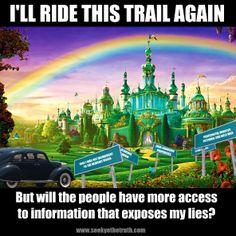 William Marrion Branham vs I'll Ride This Trail Again